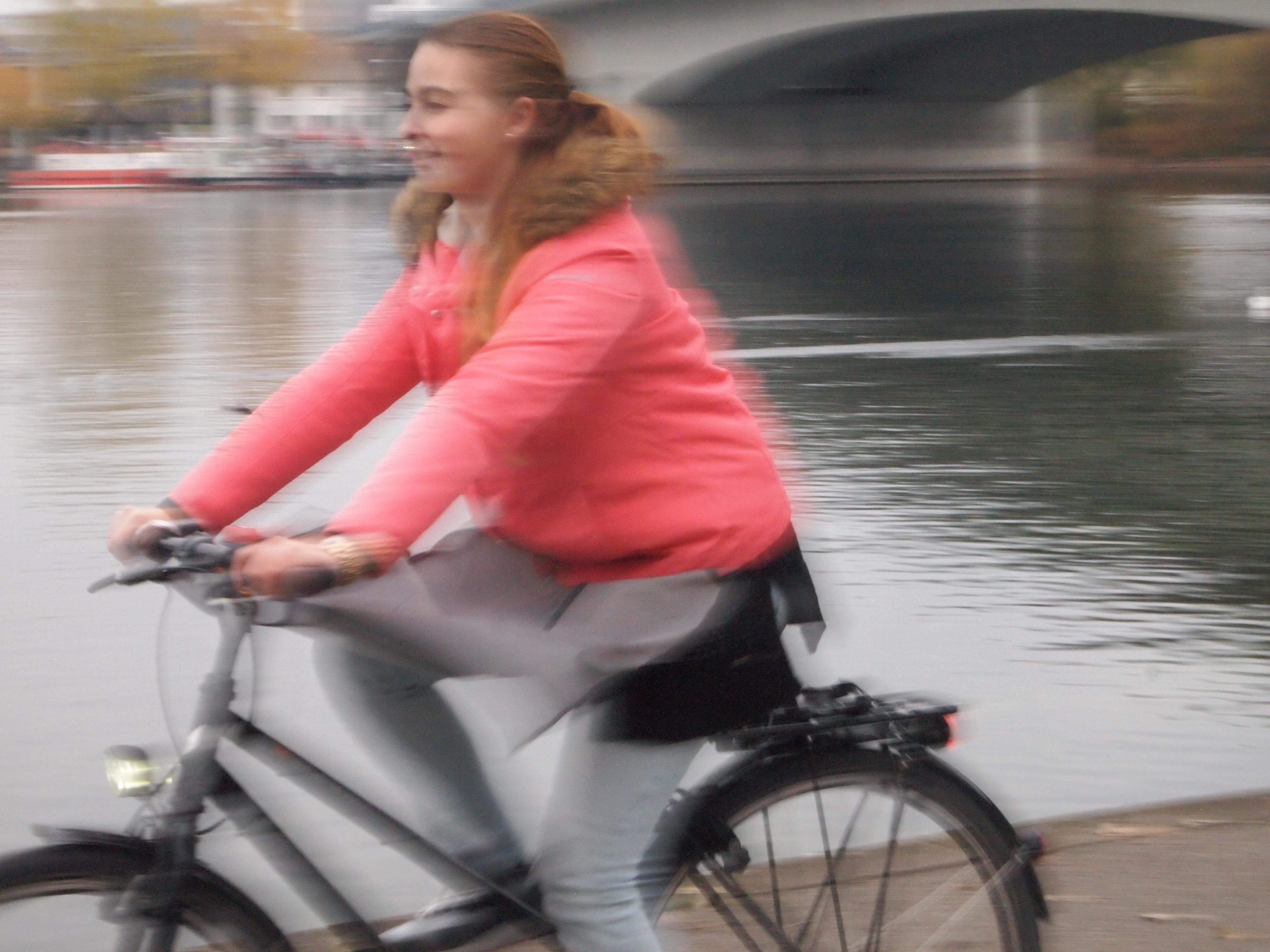 Citybiker Regenschutz