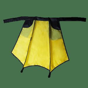 Gelbe Drachenhaut