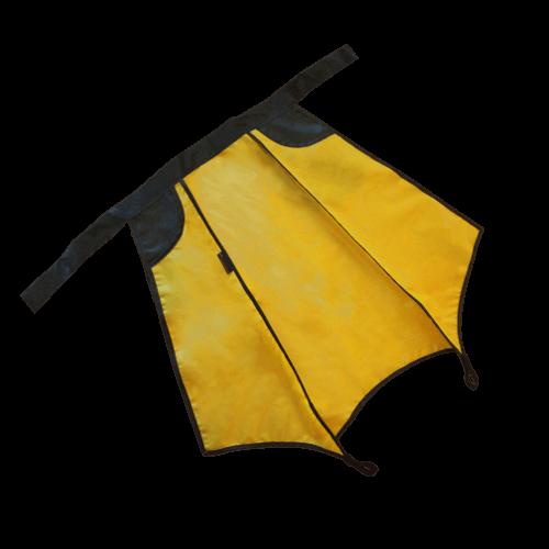 Der leichte Regenschutz