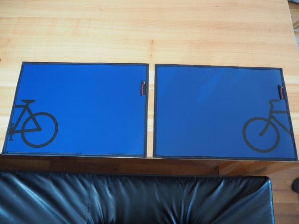 Tischsets aus LKW-Plane – 2 Stück