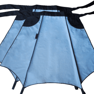 Doppelpack Reflektierende Drachenhaut